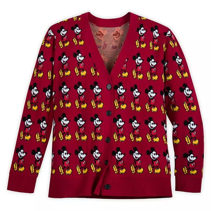 Mickey Mouse Cardigan