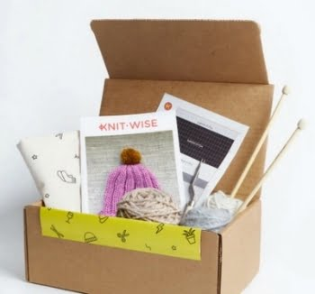 Gift Box For Knitters