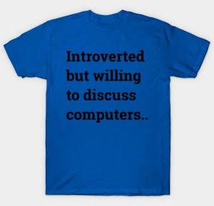 Funny Tech T-Shirt